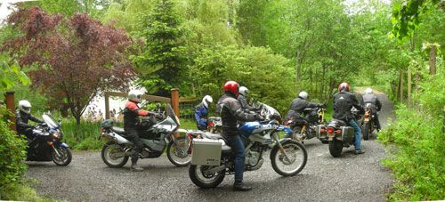 Motorcyle Retreat, German Passion Play, & More!